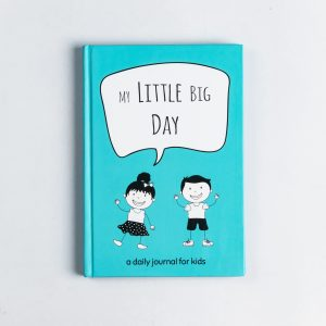 My Little Big Day Journal (Blue Book)