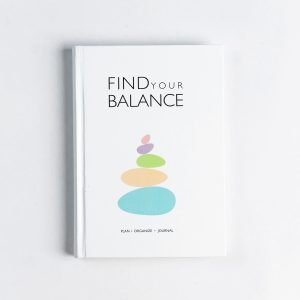 Find Your Balance (Stone White)