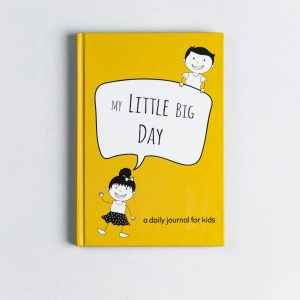 My Little Big Day Journal (Yellow Book)